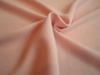 Wełna luksusowa crepa doppio premium róż pastel mleczny