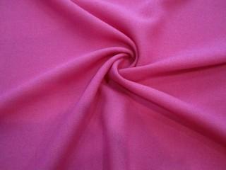 Wełna sukienkowa crepella premium róż truskawkowy