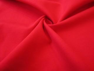 Dzianina Portobello premium czerwień klasyczna