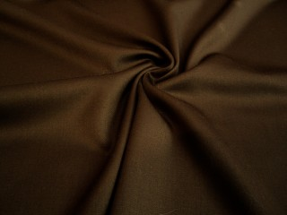 Wełna super 150 z lycra czekoladowy brąz