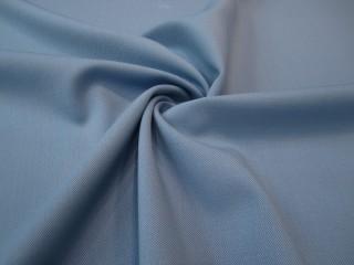 Wełna z lycrą premium bistretch 150s jasny spokojny niebieski