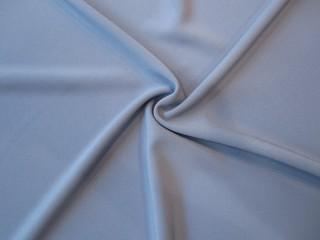 Krepa z elastanem Rosario niebieski popiel zimny