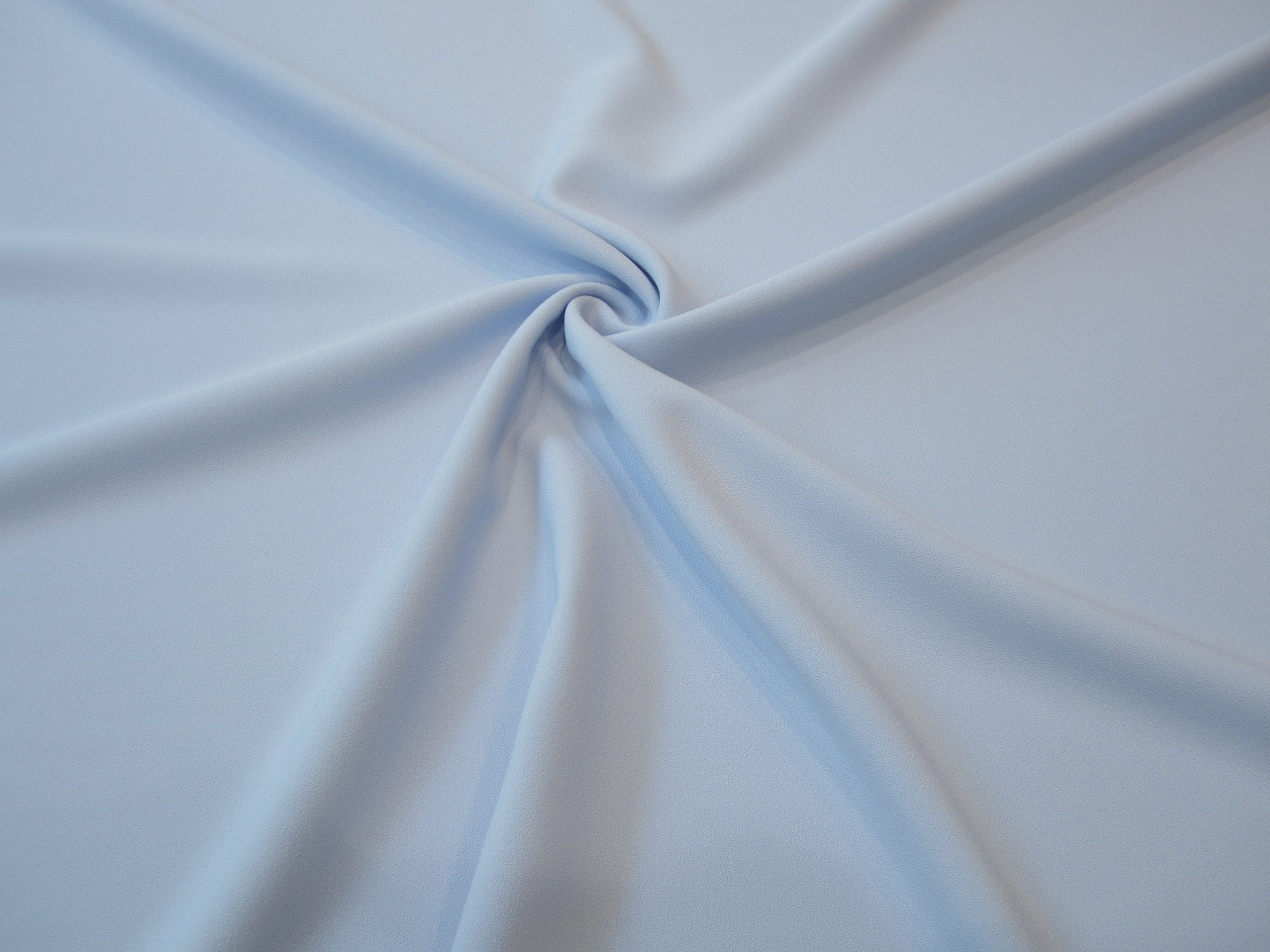 Krepa z elastanem Rosario błękit królewski jasny