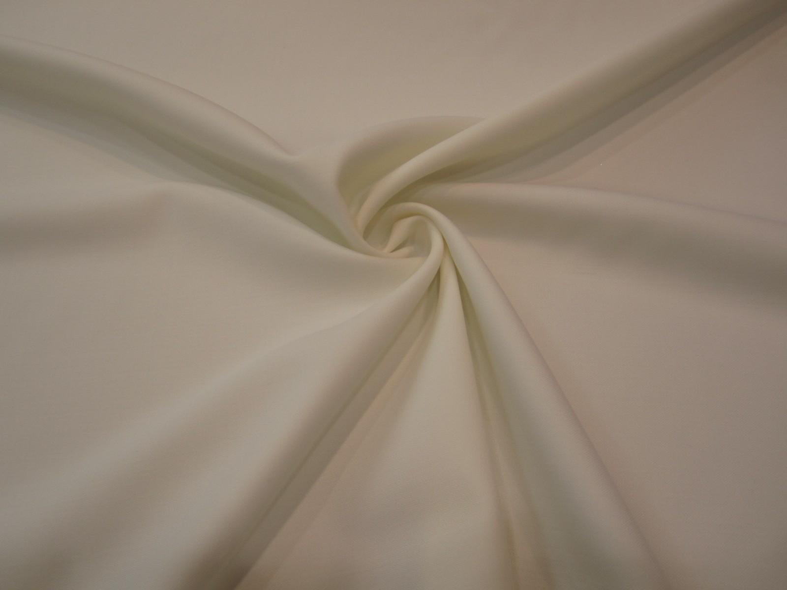 Wełna premium super 120s z elastanem biel