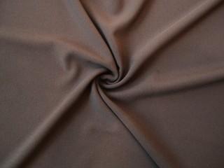 Krepa z elastanem Rosario gorzka czekolada