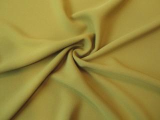 Krepa z elastanem Rosario limonkowa kurkuma