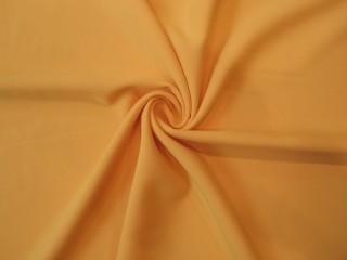 Krepa z elastanem Rosario słoneczny żółty