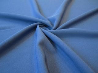 Krepa z elastanem Rosario spokojny niebieski