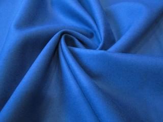 Kaszmir luksusowy niebieski klasyczny indygo
