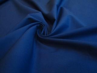 Bawełna koszulowa z lycrą popelina niebieski granat