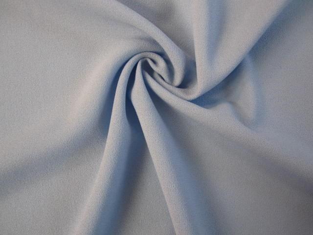 Wełna sukienkowa premium crepella błękit pastel