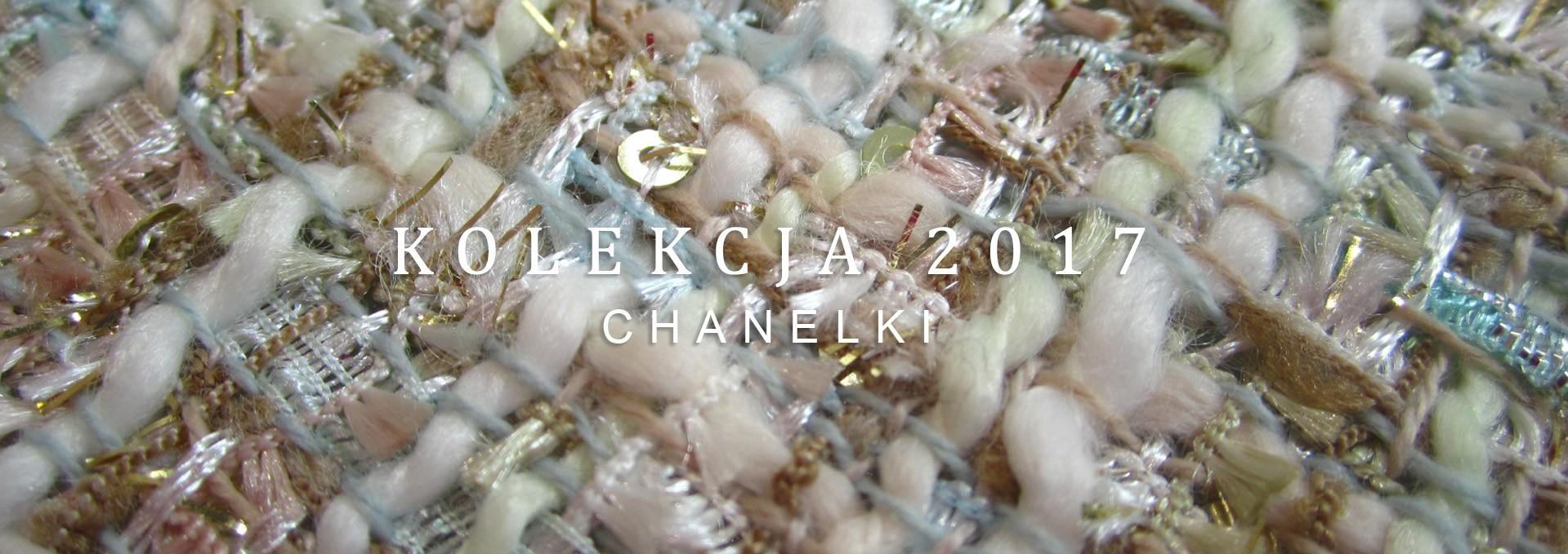 Kolekcja 2016 Chanelki