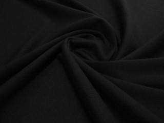 Dzianina Portobello premium czarna