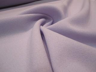 Wełna sukienkowa crepella premium pastel lila