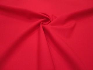 Wełna super 120 z lycra primavera czerwień nasycona