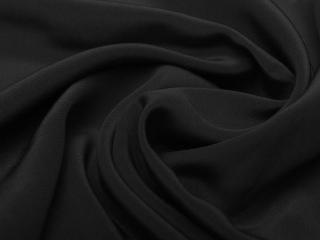Jedwab cadie gruby czarny