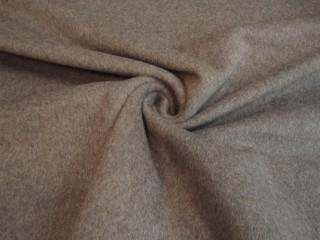 Kaszmir płaszczowy premium taupe kolor kamienia KUPON