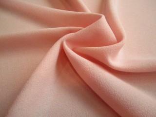 Wełna sukienkowa crepella premium jasny pastelowy róż