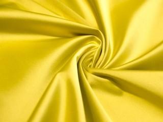 Satyna cadie z lycrą limonka